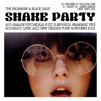 60s Party SHAKE